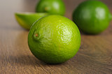 lime close up