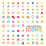 Colourful Icon Set