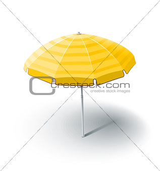 beach sunshade