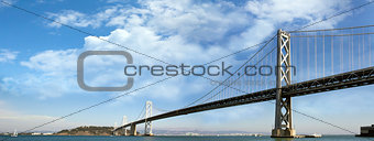 "San Francisco €""Oakland Bay Bridge"