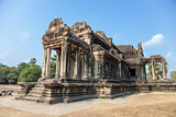 Ancient temple in Angkor Cambodia
