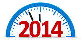Clock 2014, half