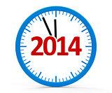 Clock 2014, whole