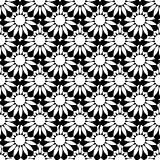 Seamless floral texture.