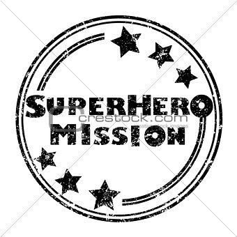 superhero mission