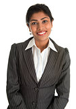 Indian businesswoman in business suit