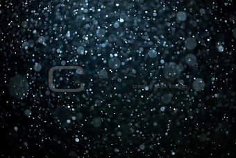 Snowstorm texture