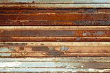 large Rust backgrounds