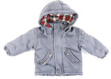 Children's gray jacket