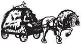 rural horse drawn cart