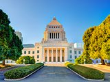 National Diet House of Japan