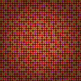 Red beige seamless mosaic background