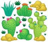 Cactus theme image 1