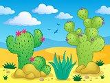 Cactus theme image 2