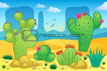 Desert theme image 2