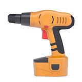 Orange screwdriver