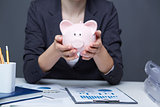Financial piggy