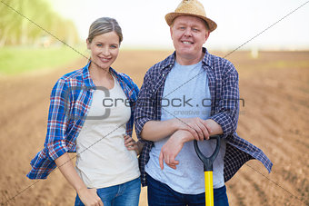 Two farmers