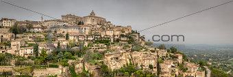 Ancient French Hillside Village