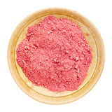 Organic yumberry powder