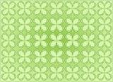 four leaf clovers pattern
