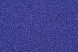 Background made of blue decorative sand.