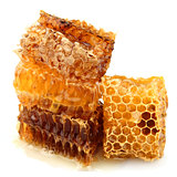 Honey honeycombs