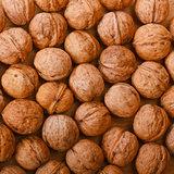 Walnuts background