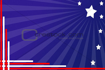 Celebration abstract background