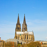 Gothic Cathedral in Cologne