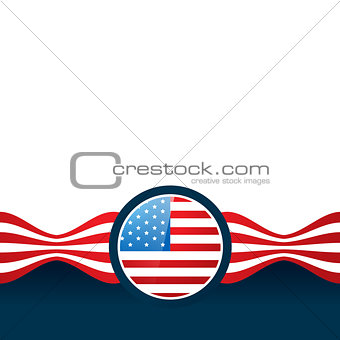 flag vector design