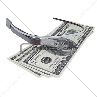 Google Glass and three hundred dollars