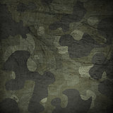 Camouflage grunge background