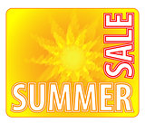 Summer Sale - Information Message For Customers