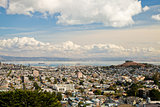 San Francisco Central Waterfront and Bernal Heights