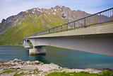 Bridge on Lofoten