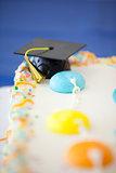 Graduation Cake Corner