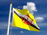 Burunei Flag