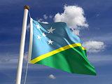 Solomon Island Flag