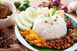 Nasi lemak kukus