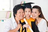 Kindergarten graduate