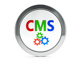 CMS icon with highlight