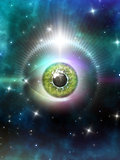 eye in space