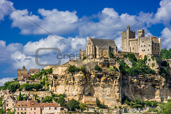 chateau de beynac france