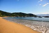 abraao beach ilha grande