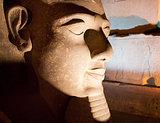 ramessses II statue Luxor temple