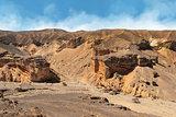 Landscape of Faran desert