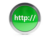 Http icon with highlight
