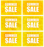 Summer Sale - Set Of Six Variants