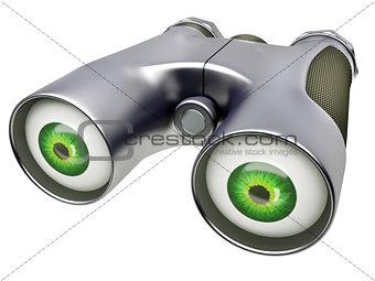 binocular device